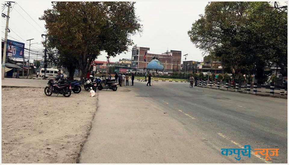 Jhapa-Lockdown
